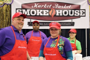 Market Basket Smokehouse at the 2014 Taste of The Triangle